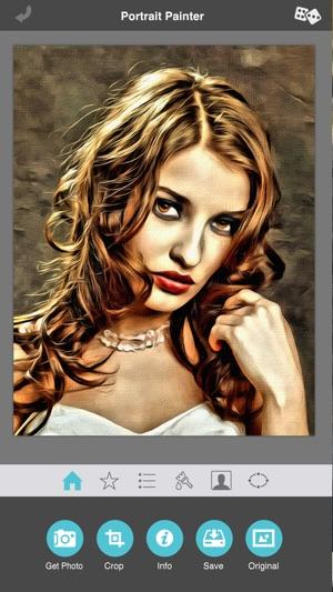 Portrait Painter on the App Store