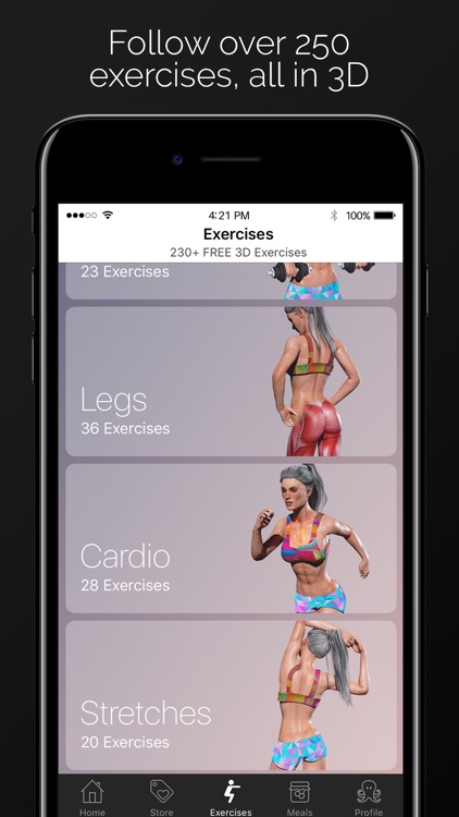 Fitonomy - Fitness Challenge app image