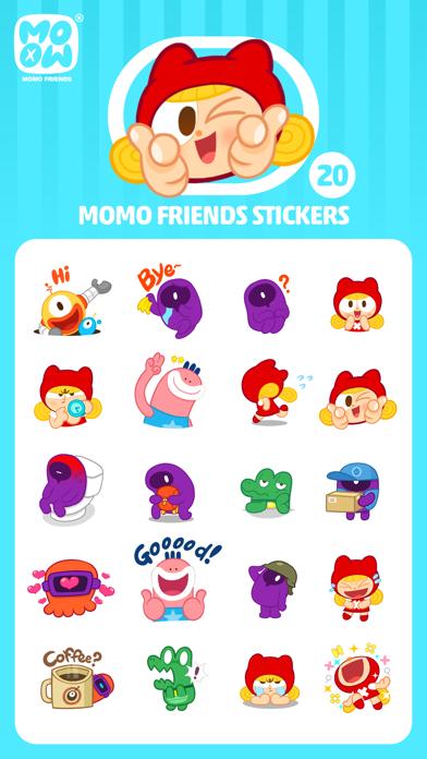 MOMO FRIENDSのスクリーンショット4