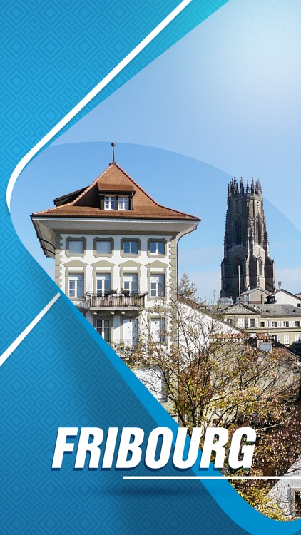 Fribourg Travel Guide screenshot-0