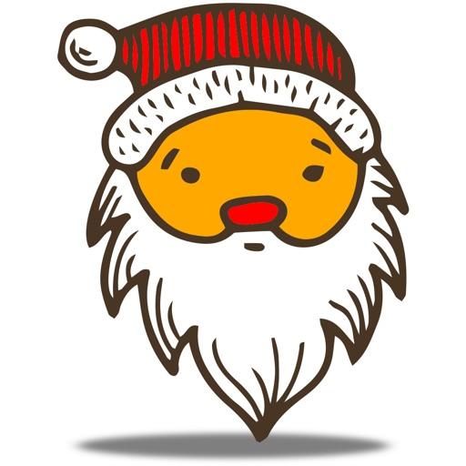 Christmas Tales with Santa XMAS Stickers