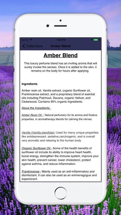 Essential Oils Guide Modern Aromatherapy for EO screenshot-3