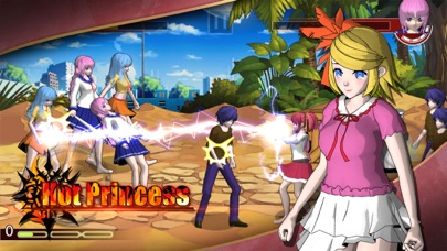 Screenshot from Hot Princess