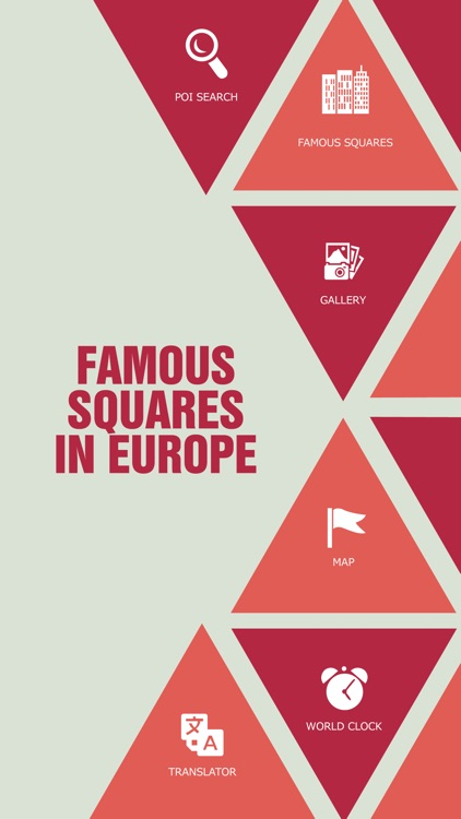 Famous Squares in Europe screenshot-1