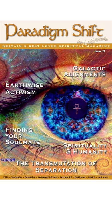 Paradigm Shift Magazine