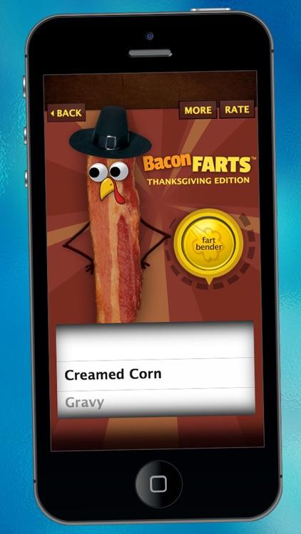 Bacon Farts App - Best Fart Sounds - Santa Edition screenshot-3