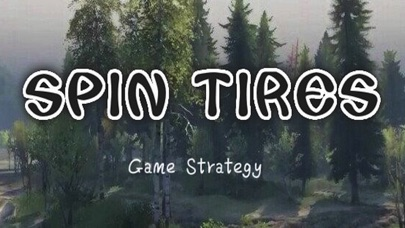 Game Strategy for 旋转轮胎(Spintires)