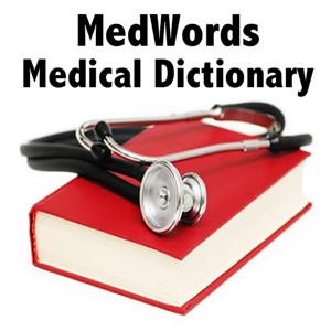 Medical Dictionary and Terminology (AKA MedWords) app