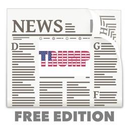 NewsSurge for Donald Trump: Latest News (Free Ed.)