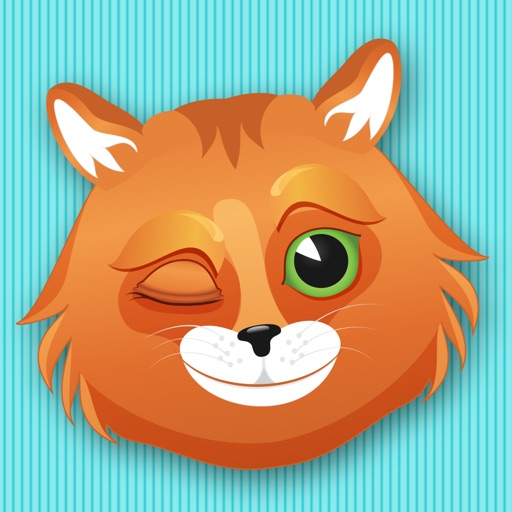 Coon Cat Emoji -Maine Coon Stickers for Cat Lovers