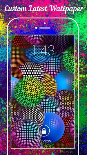 3D Wallpapers & Backgrounds - 3D lock screen Theme 4+