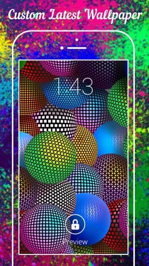 3d Wallpapers Backgrounds 3d Lock Screen Theme Dans Lapp Store