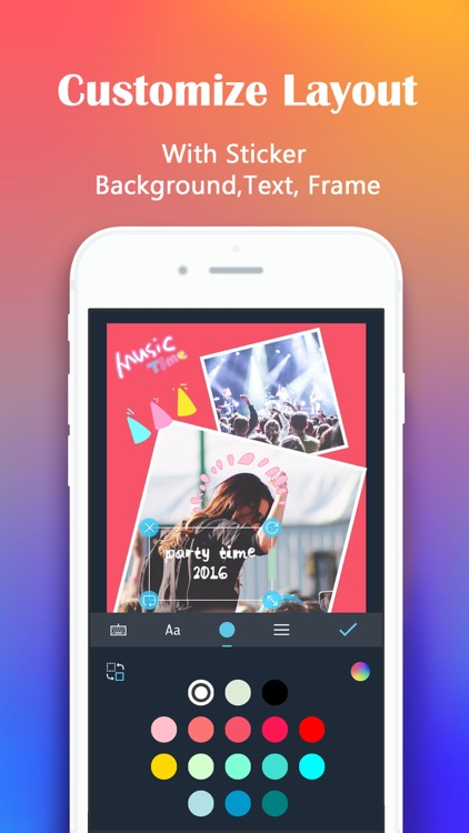 Photo Collage & Photo Editor - Live Collage