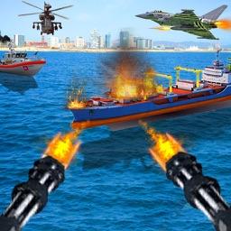 Navy Terrorist War Attack Game
