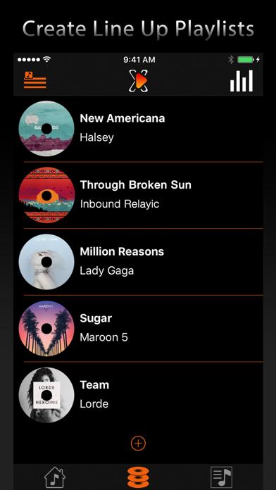 Next Play Music - Music Player & Library Manager screenshot three