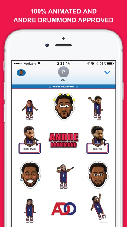 Andre Drummond Small Stars screenshot-3