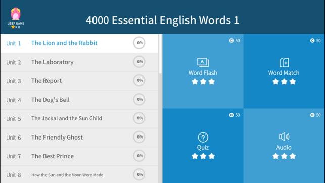 4000 Essential English Word Pdf