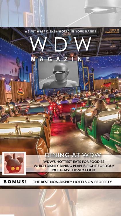 WDW Magazine - The Best of Walt Disney World screenshot-4