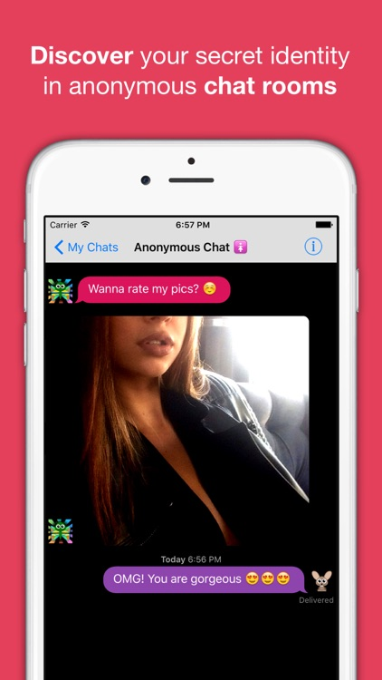 Anonymous Chat Rooms, Dating