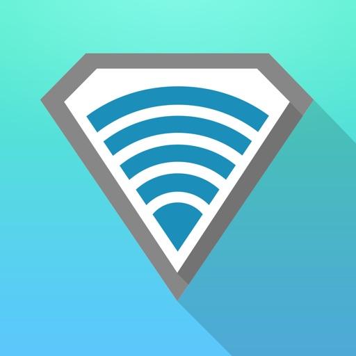SuperBeam Lite | Easy & fast WiFi direct file sharing iOS App