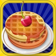 Activities of Waffle Maker - Kids Cooking Food Salon Games