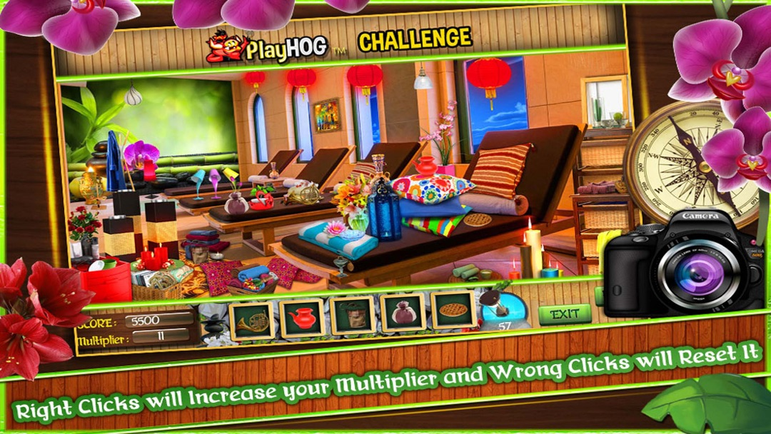 Secret Spa - Hidden Objects - Online Game Hack and Cheat