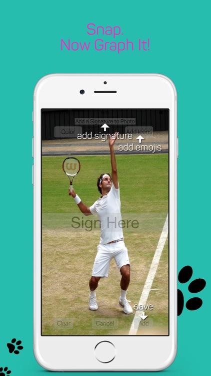 Selfie Graph App