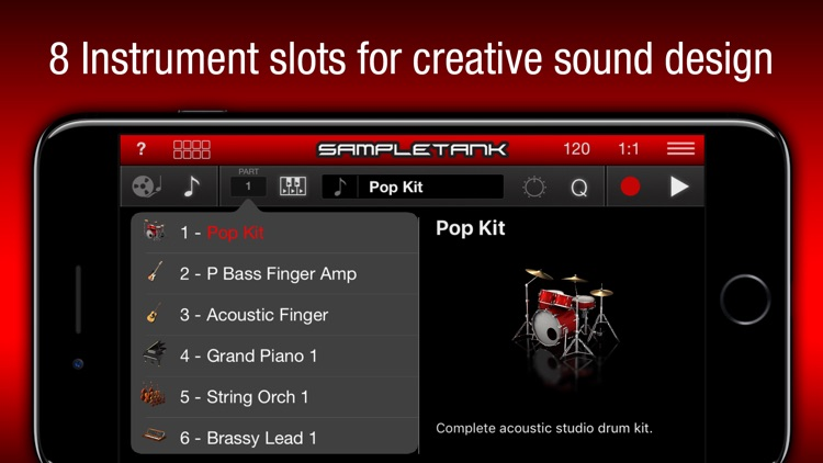 SampleTank screenshot-1