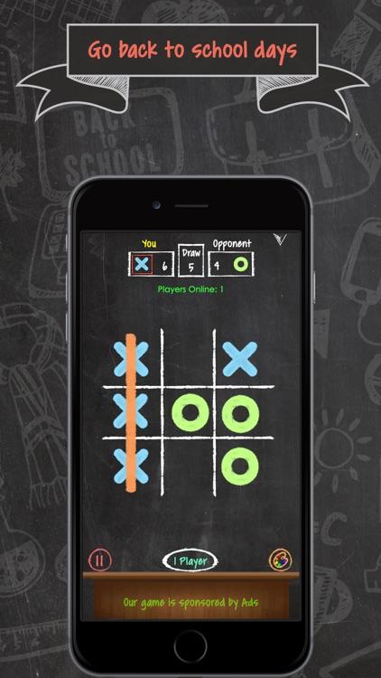 Tic Tac Toe: Multiplayer! screenshot-3