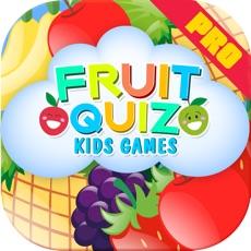 Activities of Fruit Quiz Kids Games Pro