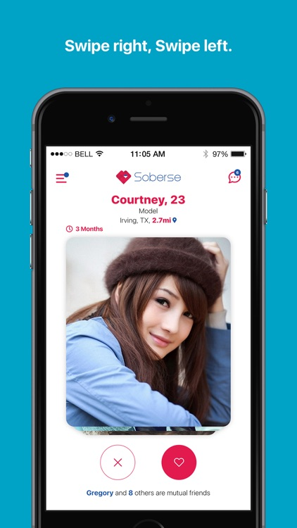 Soberse- Sober Dating App