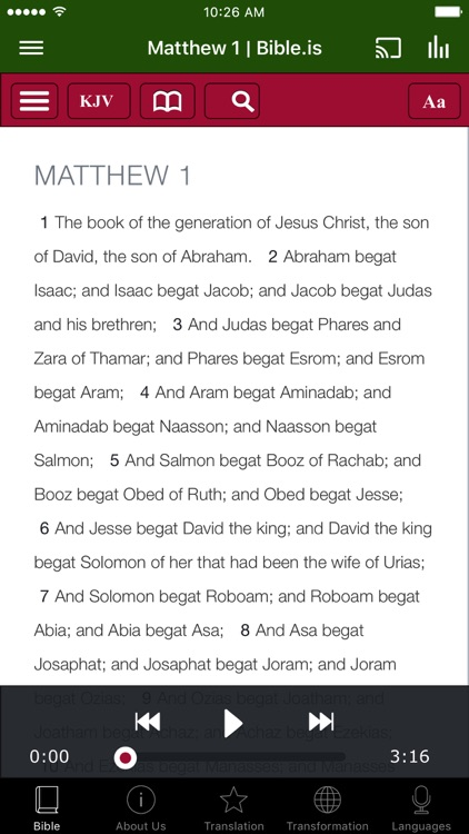 Bible Scripture Earth