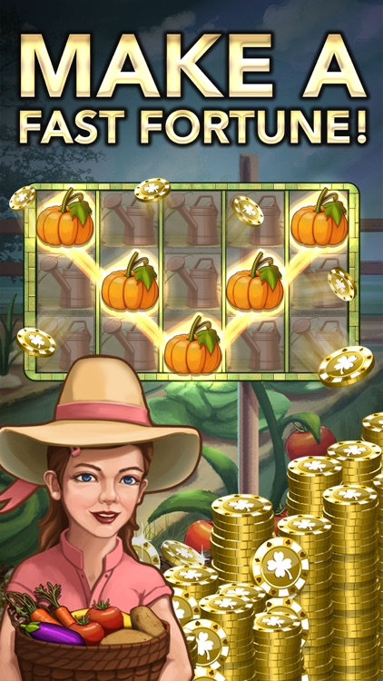Slots: Fast Fortune Slot Machines & Fun Slot Games screenshot-4