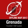 格林纳达 旅游指南+离线地图