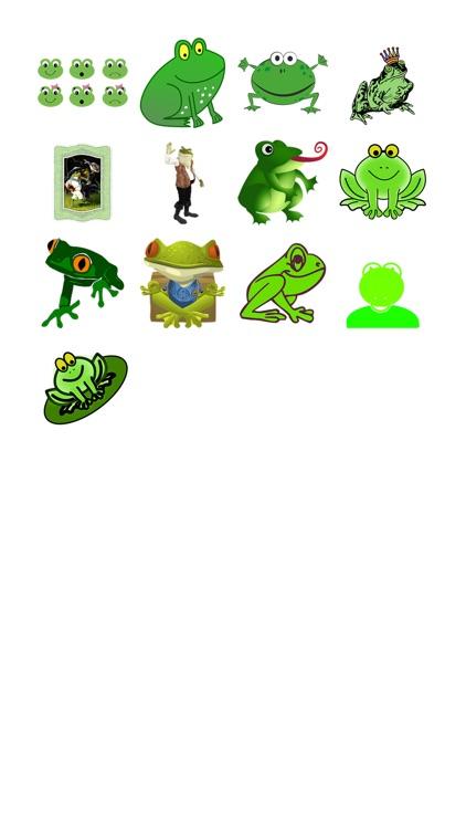 Frog Sticker Pack