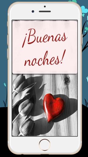 Boa Noite Mensagens E Frases Em Espanhol Na App Store