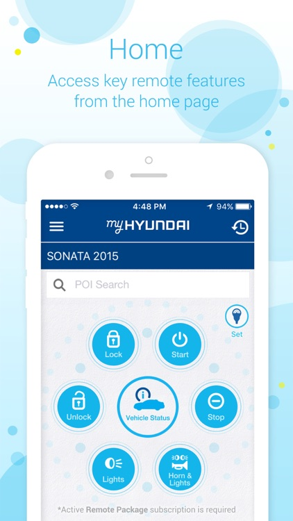 MyHyundai with Blue Link