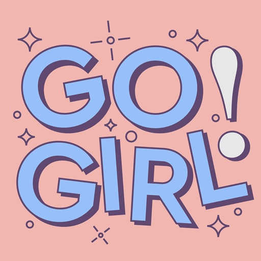 Girl Power – Animated Stickers