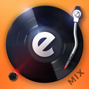 edjing Mix:DJ turntable to remix and scratch music app