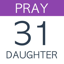 Pray For Your Daughter: 31 Day Challenge