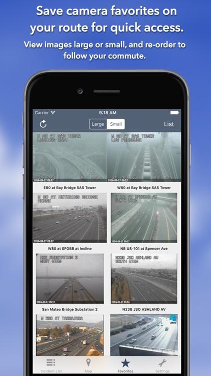 California Roads - CHP Traffic Reports & Cameras screenshot-3
