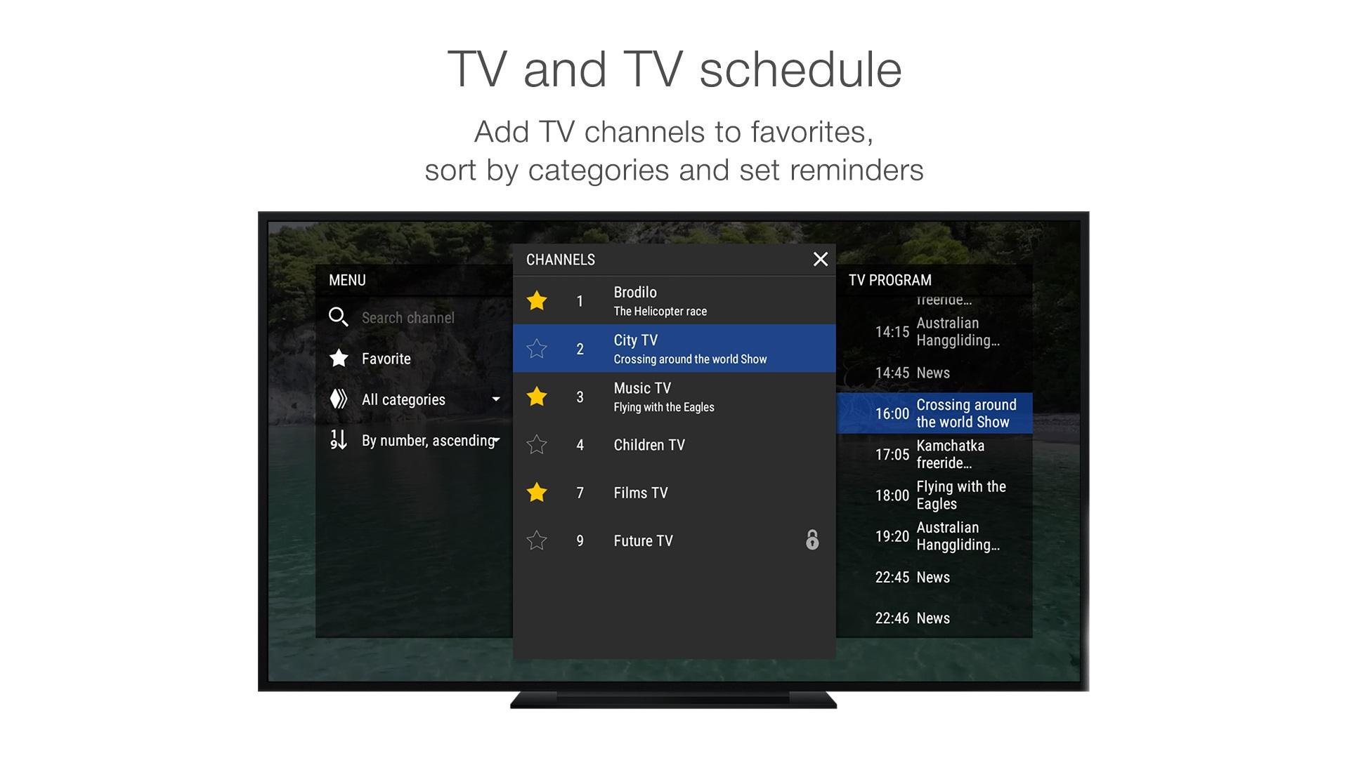 StalkerTV for Apple TV screenshot 2
