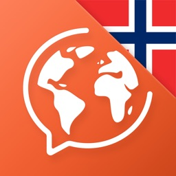 Mondly: Learn Norwegian FREE Conversation Course