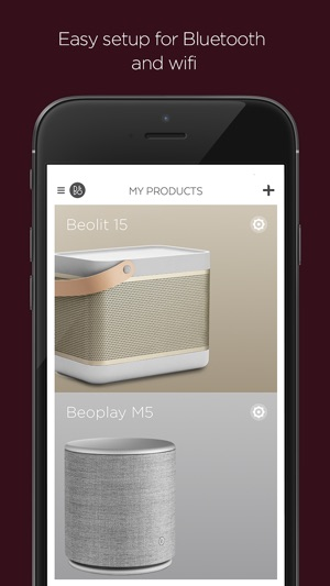 Beoplay Screenshot