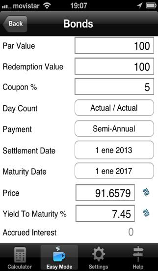 download Calculatrice Financière apps 3