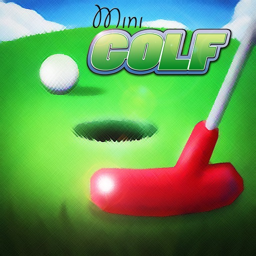 Mini Golf 18 for Kids icon