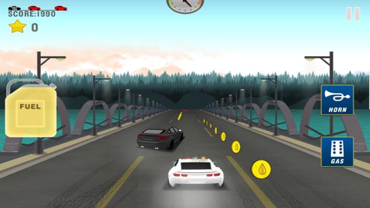 Police Car Chase screenshot-3