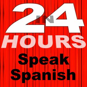 In 24 Hours Learn to Speak Spanish Education app