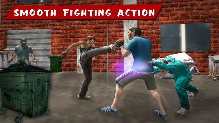 Fighting In Street : Crime Gang screenshot-3