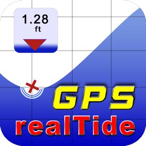 real tides gps app